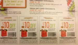 "Direct Mail Marketing ""Tricks"" — Coupons Linked to Your Information"