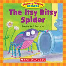 The Itsy Bitsy Spider Is a Motivational Song