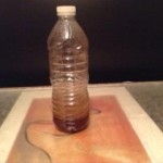 Recipe Tip: Use a Water Bottle as a Homemade Salad Dressing Container