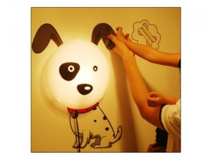 Doggie Night Light