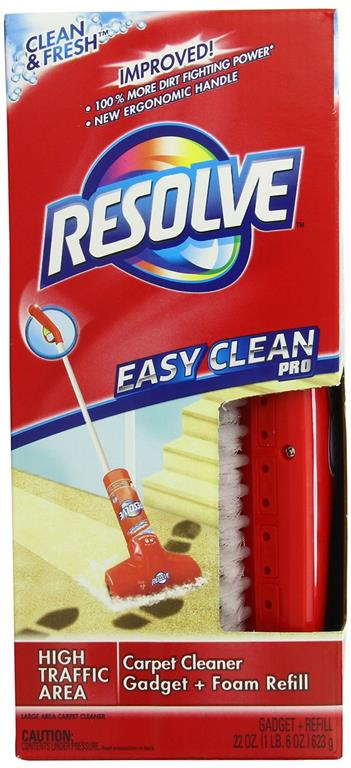 Resolve Easy Clean