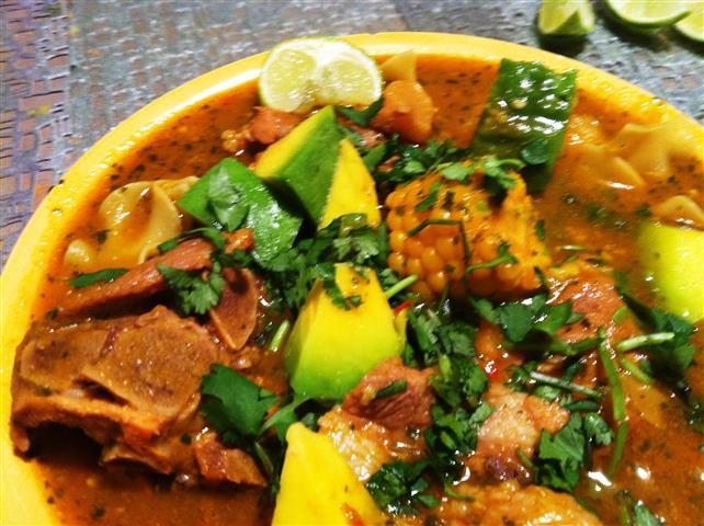 San Cocho Stew