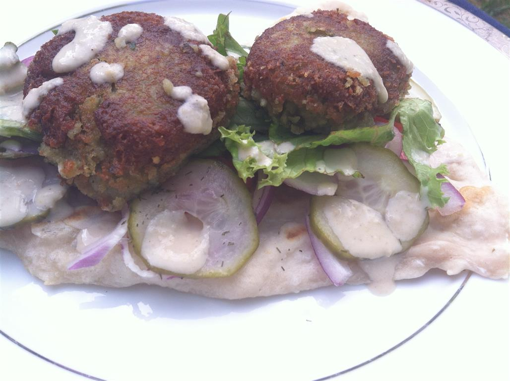 Homemade Falafel Recipe