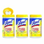 10 Things You Should Clean with a Lysol Disinfecting Wipe Every Now and Then