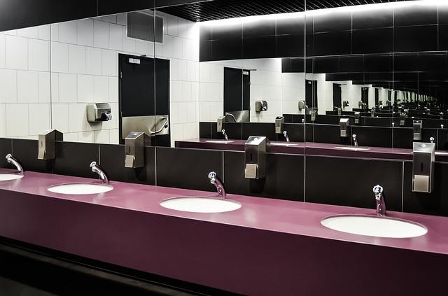 Public Bathroom Funnies