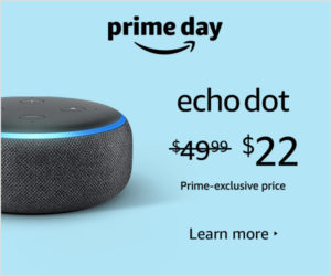 "We're ""Loving"" Prime Day 2019: 11 Handpicked Deals"