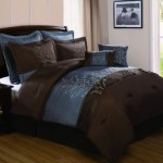 What Paint Color Goes with Chocolate Brown Bedding?