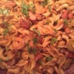 Easy Spicy Thai Noodles with Shrimp Recipe