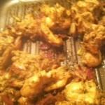Arabian Inspired Chicken with Garlic Sauce