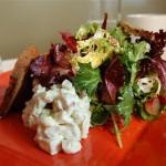 Delicious Homemade Chicken Salad