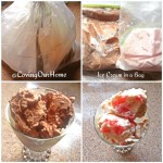 How to Make Homemade Ice Cream in a Bag