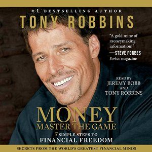 Audiobook Review: Money Master the Game by Tony Robbins