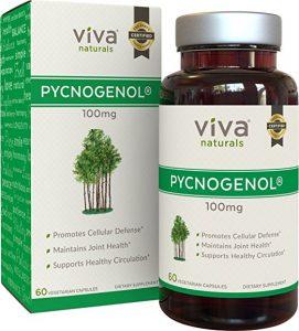 Review: Pycnogenol Supplement